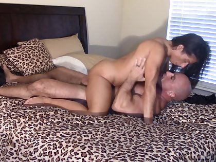 Massaged, Fucked and Pussy Creamed by Step-Brother (taboo creampie)