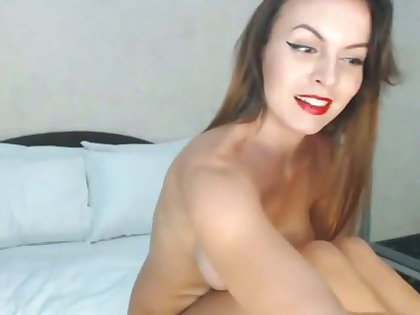 hot camgirl masturbating on webcam helter-skelter her lush vibrator