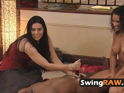 Sexual tension the greatest swapped swingers